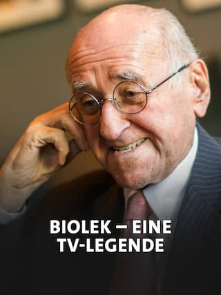 Trauer um Alfred Biolek: Entertainer im Alter von 87 Jahren gestorben