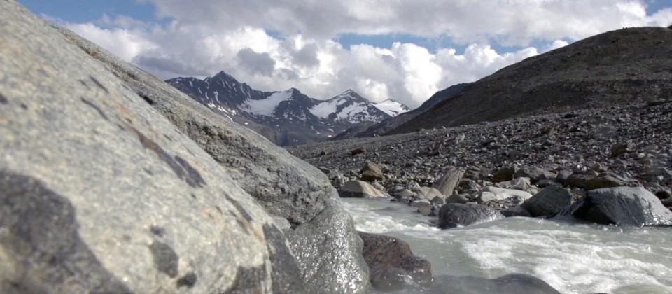 Gletscherschmelze - Klimawandel im Hochgebirge