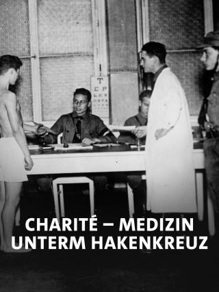 Hitlerjugend, Untersuchung in der Charité
