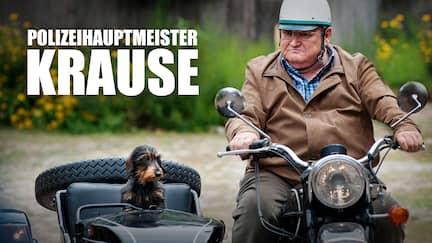 Polizeihauptmeister Krause - Filmreihe Krimikomödien