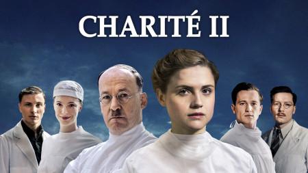 Serienbild Charité 2. Staffel