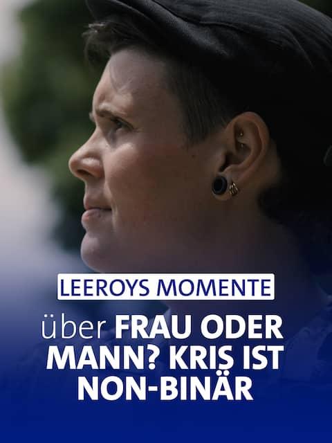 Leeroys Momente · Frau oder Mann? Ich bin non-binär