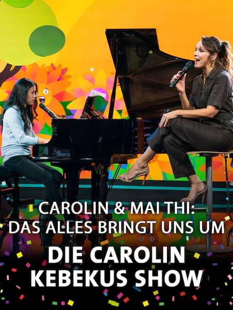 : Carolin Kebekus & Mai Thi Nguyen-Kim - Das alles bringt uns um (dumm didumm...)   Die Carolin Kebekus Show