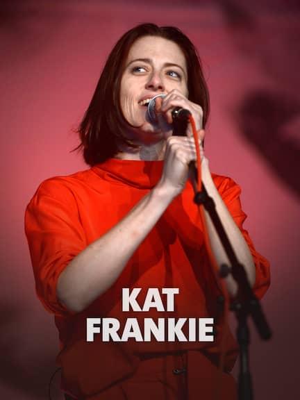 Kat Frankie live
