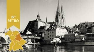 Das Sendereihenbild von BR Retro - Oberpfalz
