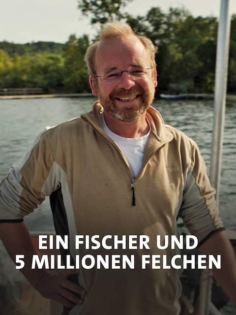 """Ansgar Hehenkamp, """"Fischer vom Laacher See""""."""