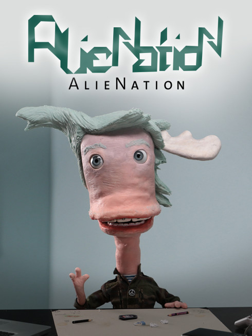 Poster AlieNation