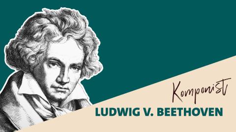 Komponist Ludwig van Beethoven