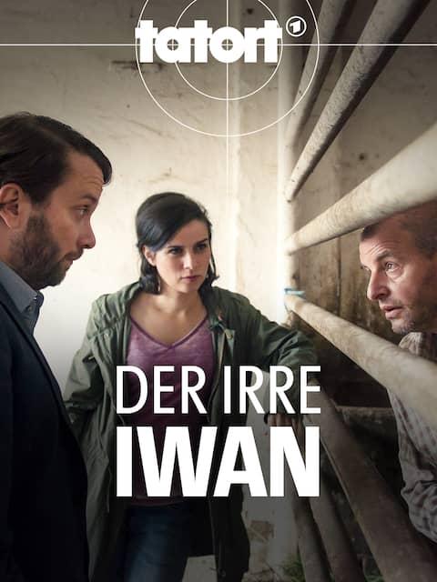 Der irre Iwan (Filmplakat)
