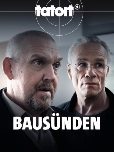 Max Ballauf (Klaus J. Behrendt, l) und Freddy Schenk (Dietmar Bär)