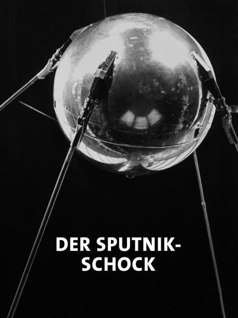 Der Sputnik-Satellit
