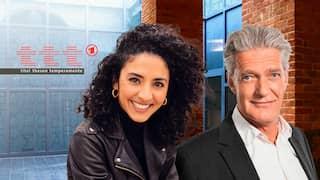 Max Moor und Siham El-Maimouni