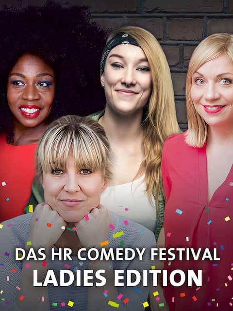 Das hr Comedy Festival Ladies Edition