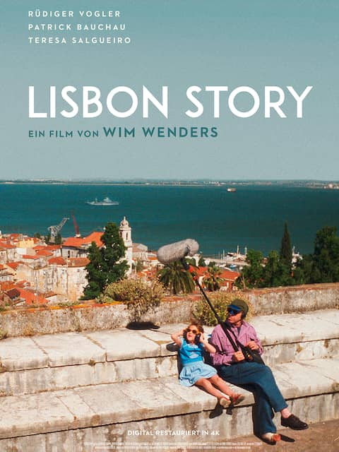Lisbon Story (Wim Wenders)