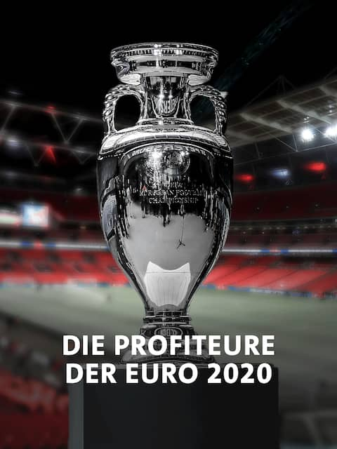 EURO 2020 Posterteaser