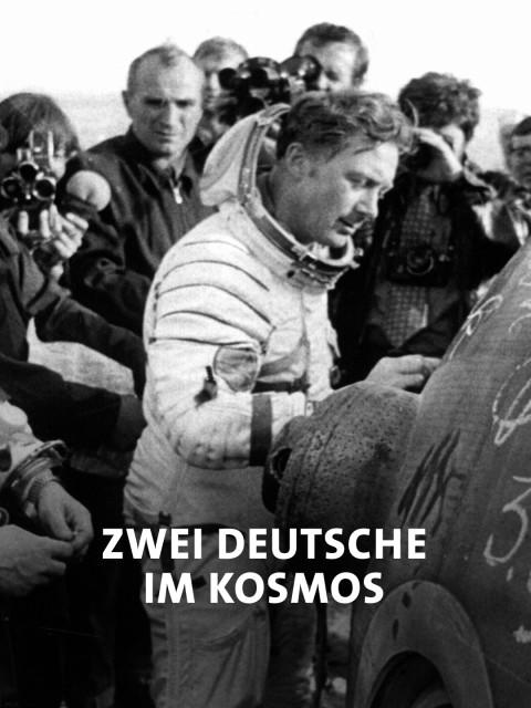 Sigmund Jähn entsteigt seiner Raumkapsel