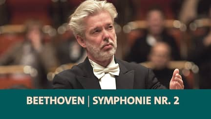 Jukka-Pekka Saraste dirigiert