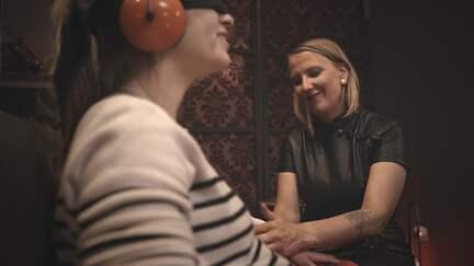 Szenenbild: Friederike und Daria