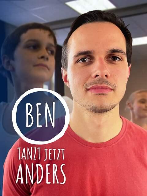 Protagonist Ben früher und heute zu sehen