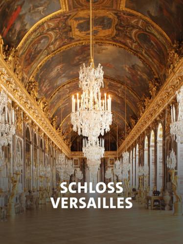 Spiegelsaal im Schloss Versailles