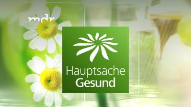 Logo Hauptsache gesund