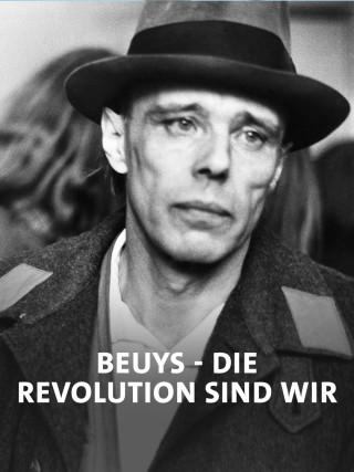 Joseph Beuys und die sogenannten Besetzer warten im Sekretariat auf Vertreter des Wissenschaftsministeriums, Staatliche Kunstakademie Düsseldorf, 10.10.1972., Bild: rbb/NDR/SWR/Zero one/Stift