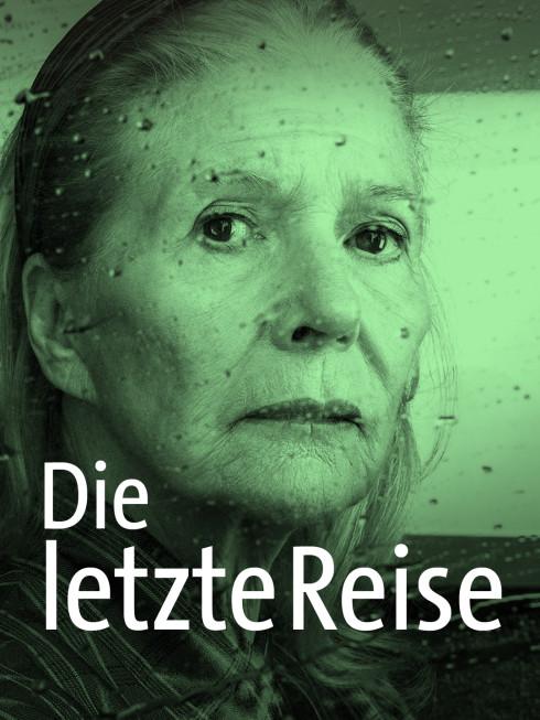 """Filmplakat zu """"Die letzte Reise"""". (Quelle:  NDR/Degeto/Svenja von Schultzendorff)"""