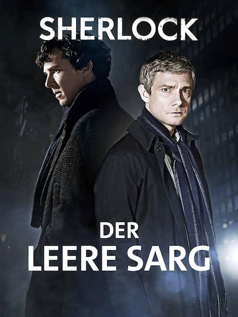 Sherlock Der leere Sarg