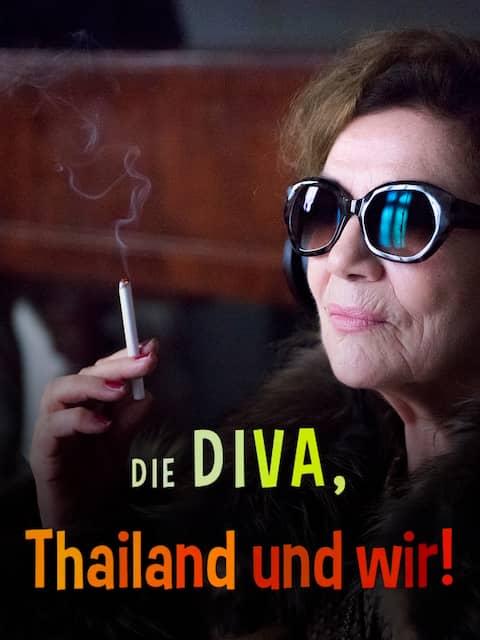 Hannelore Elsner in Die Diva, Thailand und wir!