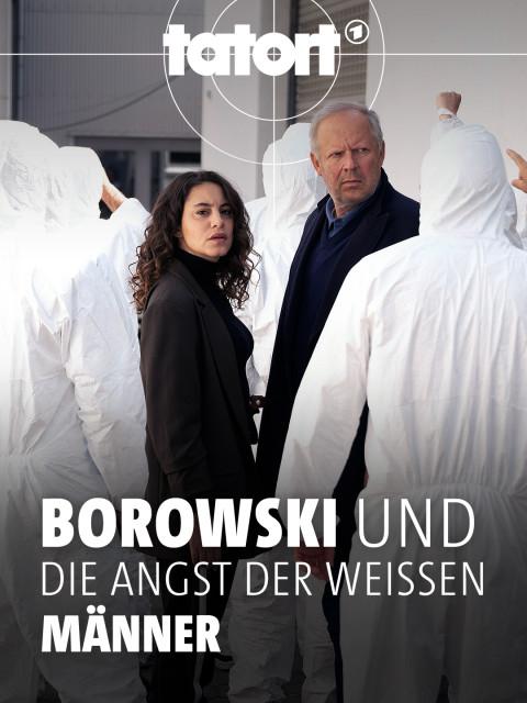 Tatort · Borowski und die Angst der weißen Männer