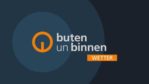 Logo mit Schriftzug: buten un binnen Wetter