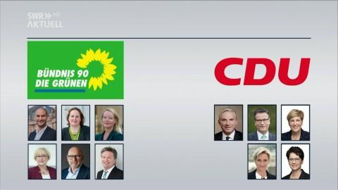 Elf neue BW-Ministerinnen und Minister