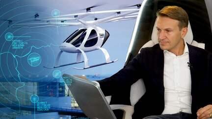 Mittendrin: Terminal 3, Roboter & Flugtaxi – Fliegen in der Zukunft (S06/E04)