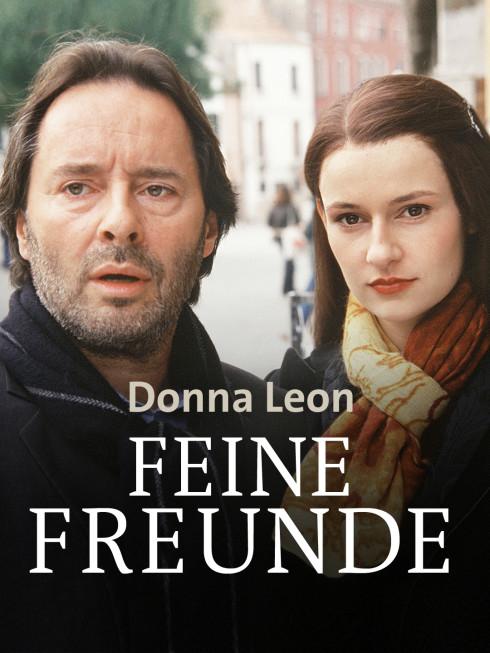 Donna Leon - Feine Freunde