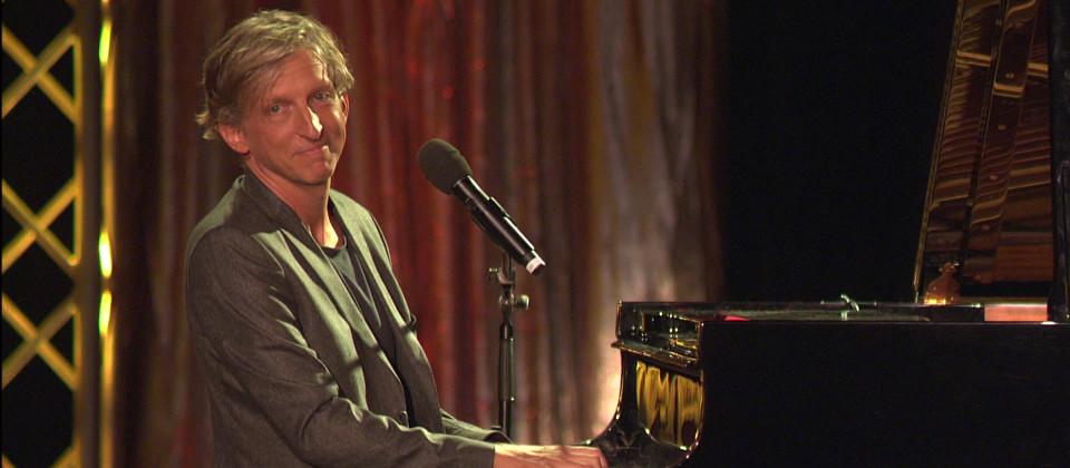 William Wahl auf der Bühne