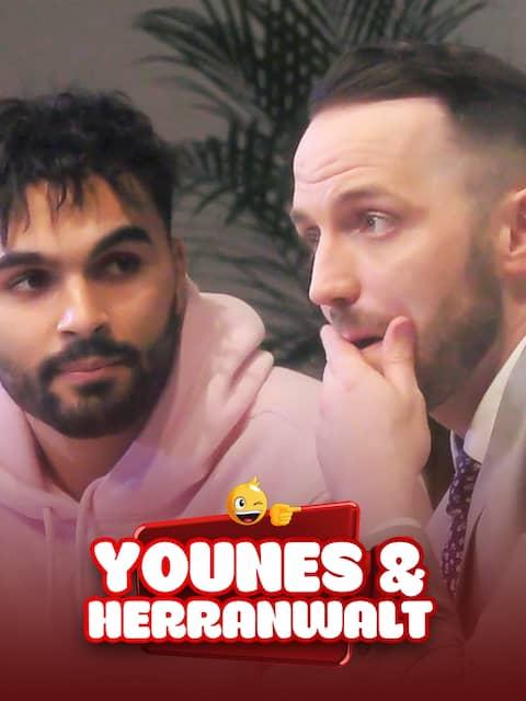 Younes prankt HerrAnwalt - wir fliegen auf