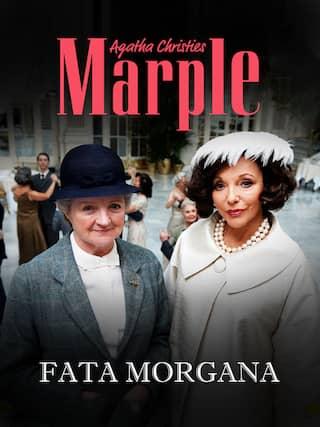 Filmplakat Krimi Agatha Christies Marple mit Joan Collins