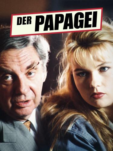 """Harald Juhnke als Dieter """"Did"""" Stricker und Veronica Ferres als Helga"""