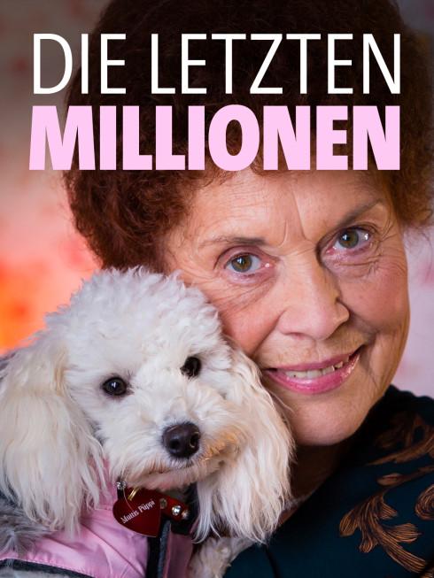 """Filmplakat """"Die letzten Millionen"""" (Quelle: ARD Degeto/Arvid Uhlig)"""