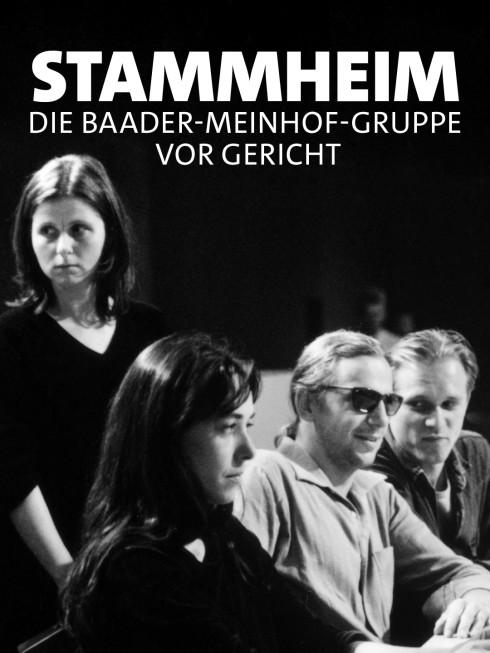 RAF Terroristen vor Gericht Ulrike Meinhof