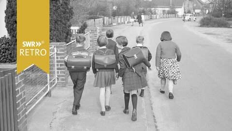 Schule und Bildung früher