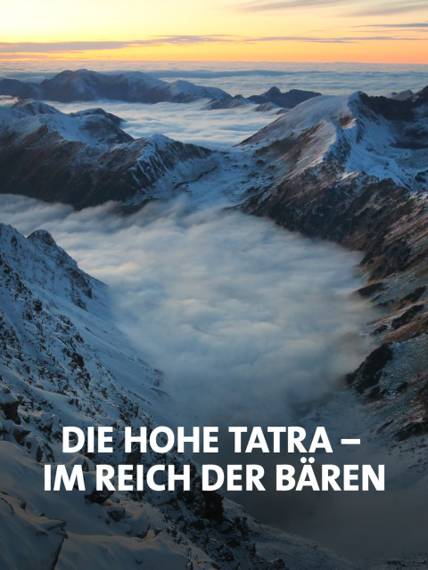 Beeindruckende Berglandschaft