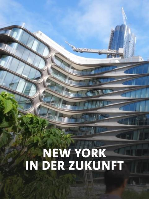 New York in der Zukunft