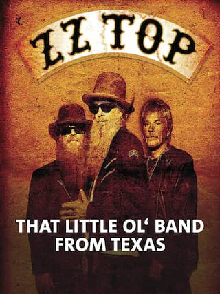 ZZ Top · That Ol' Little Band From Texas