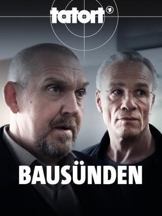 Freddy Schenk (Dietmar Bär, r.) und Max Ballauf (Klaus J. Behrendt, r.)