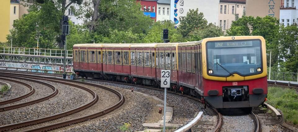 Ringbahn - Berlin, Bild: imago images/Rüdiger Wölk