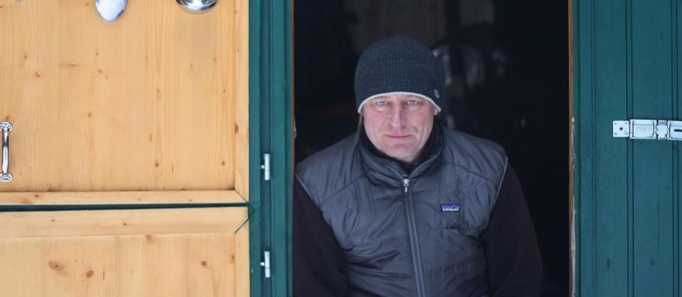 Filmautor Klaus Röder