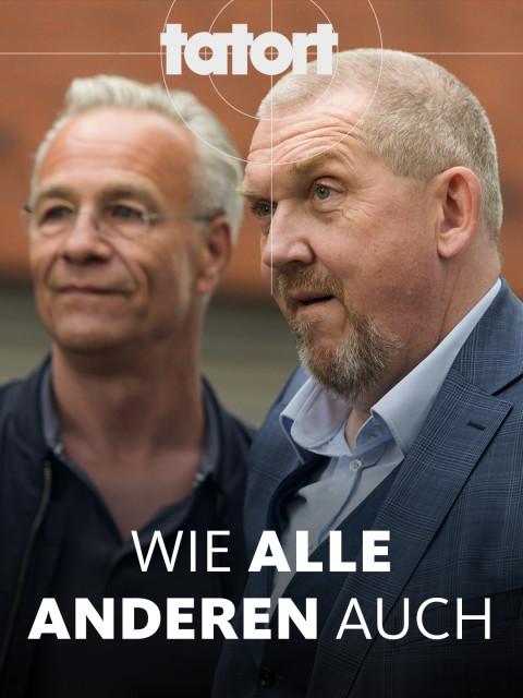 Max Ballauf und Alfred Schenk.