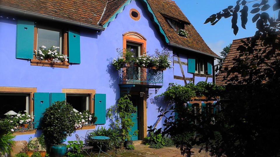 Bauernhaus im Elsass
