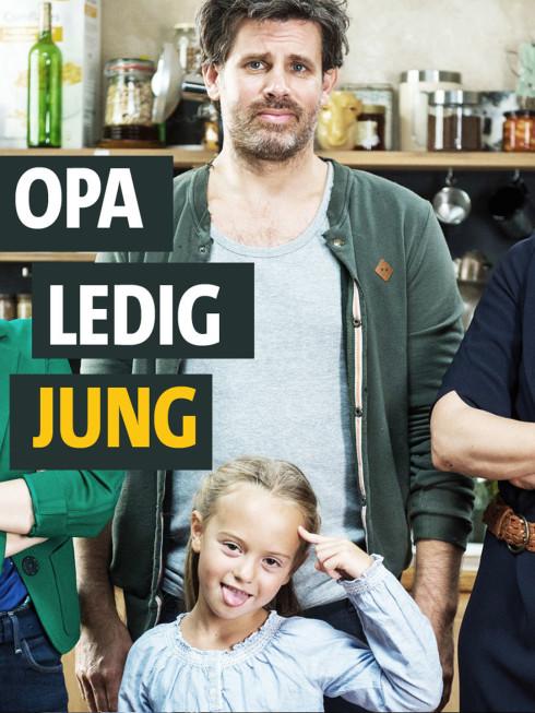 Opa, ledig, jung (Quelle: ARD Degeto/BR/Stephan Rabold)